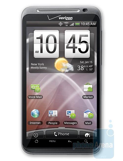 HTC ThunderBolt - Best phones of CES 2011: Editor's Pick