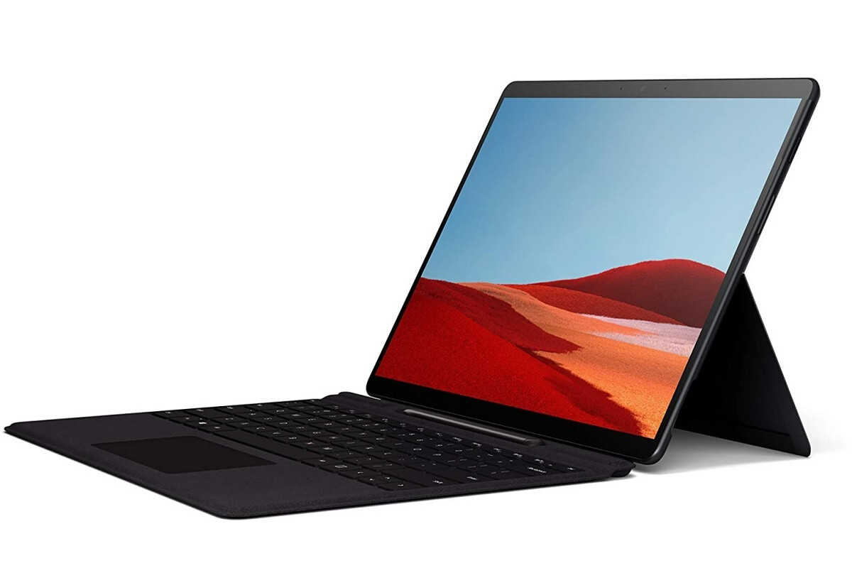 The original Surface Pro X has built-in 4G LTE connectivity - Microsoft's first 5G Surface device could be right around the corner