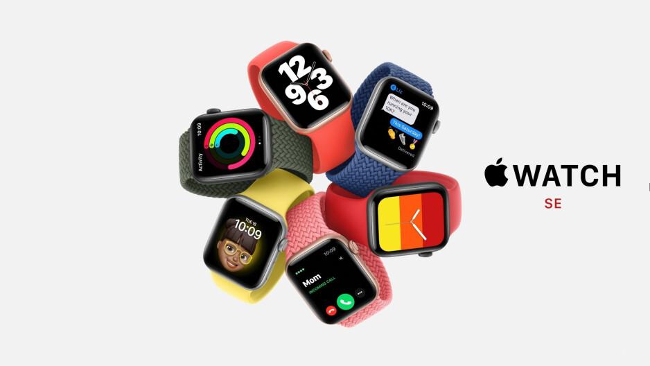 Apple Watch SE - Apple Watch SE vs Apple Watch Series 3