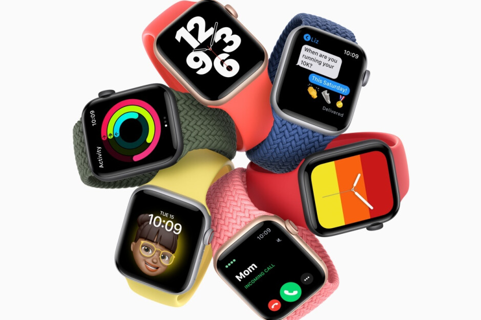 Apple Watch SE - T-Mobile starts selling the Apple Watch SE, Series 6, and new iPad a little early