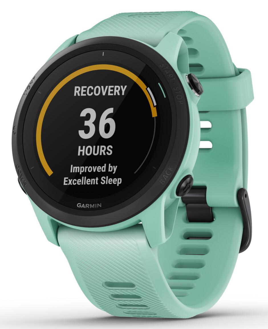 Garmin introduces Forerunner 745 smartwatch for elite athletes