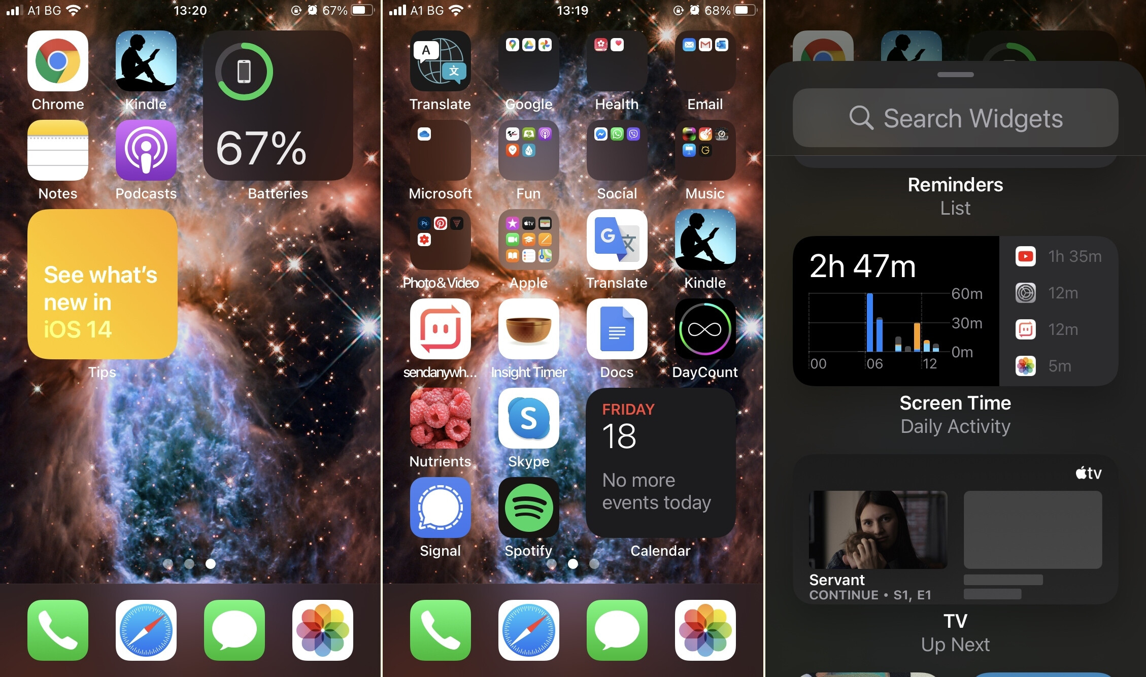 Home screen widgets are now available with iOS 14 update - How to use the new iOS 14 widgets
