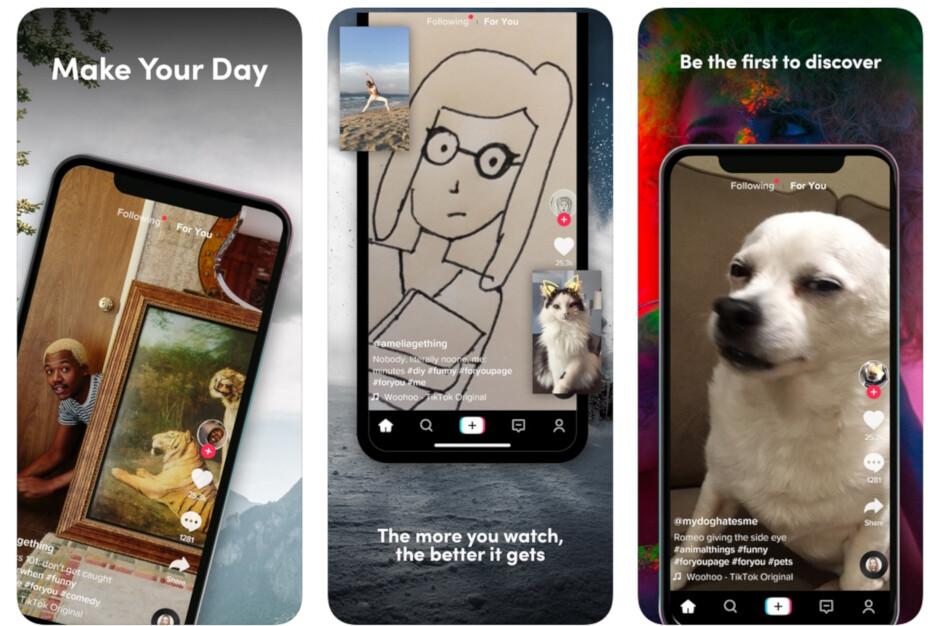 Starting Monday at midnight, U.S. downloads of TikTok will be banned - U.S. bans TikTok, WeChat downloads after Sunday
