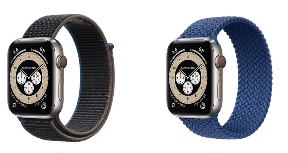 Apple Watch Series 6 All The Colors And Which Apple Watch 6 Color Should You Get Phonearena