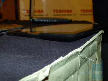 """Toshiba 10"""" Android Tablet Hands-on"""