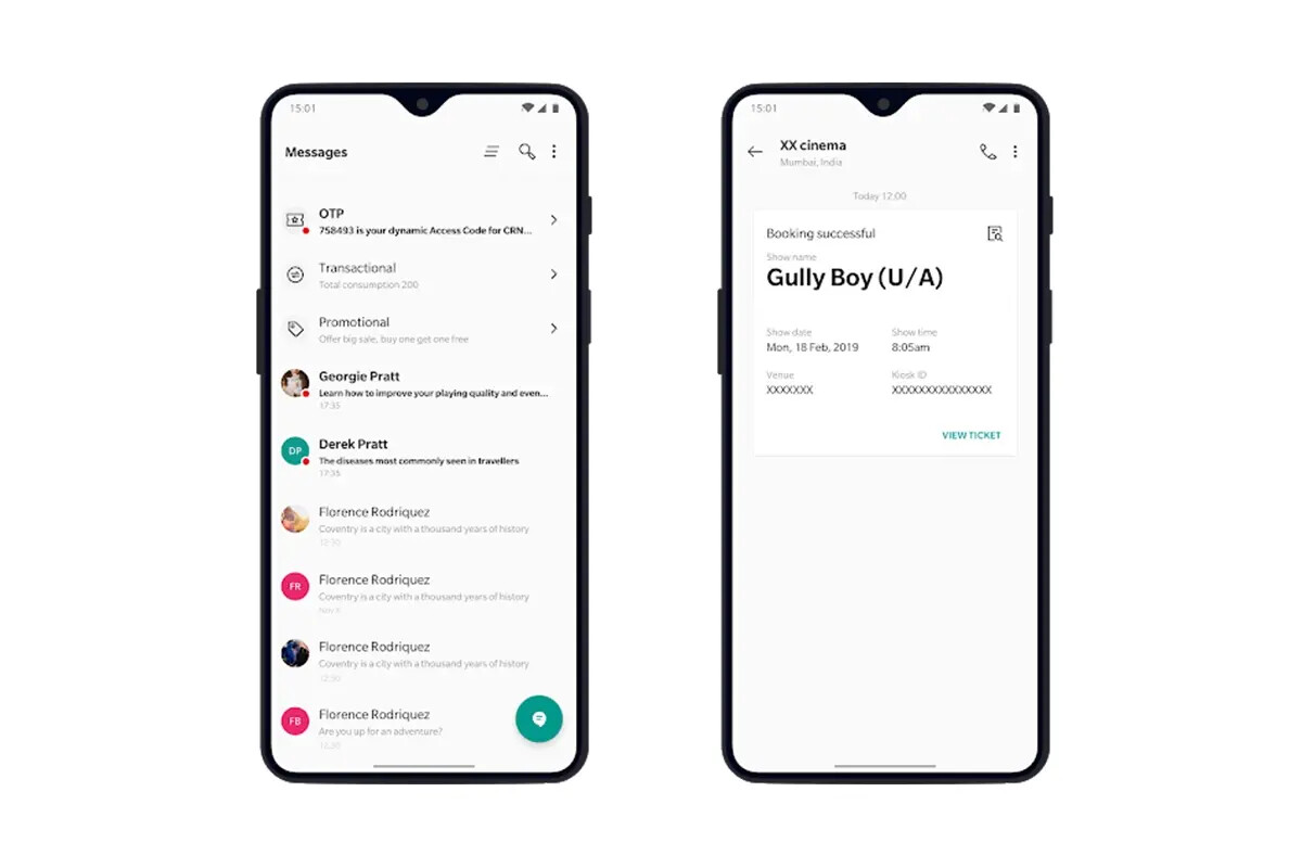 OnePlus Messages is now on Google Play: OnePlus owners will get faster updates for OnePlus Messages app
