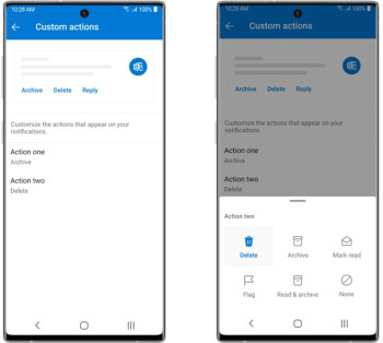 Actionable notifications is coming to the Outlook app - These changes being added to Microsoft's Outlook greatly improve the app