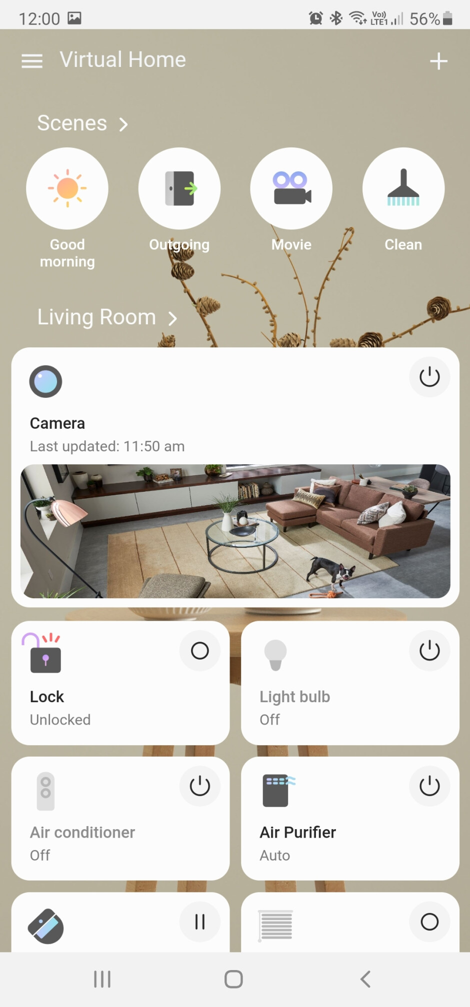 Samsung SmartThings is a hub in your phone - A month with the Samsung Galaxy Note 20 Ultra: long-term review