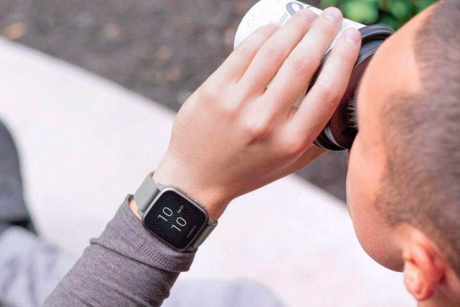 Garmin's newest feature-packed smartwatch undercuts the Apple Watch SE