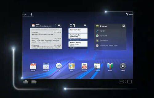 T-Mobile G-Slate - Best tablets of CES 2011: Editor's Pick