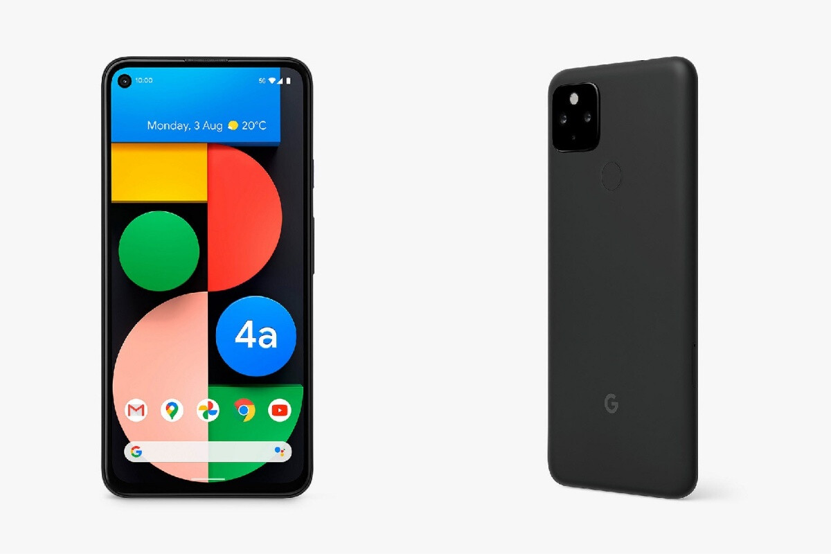 Google's Pixel 5 and Pixel 4a (5G) release dates may be set in stone