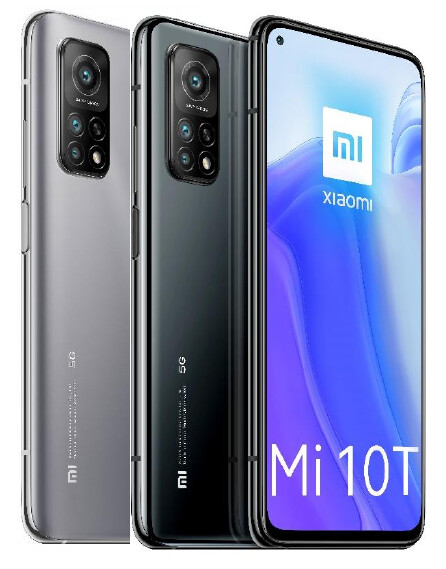 Renders of the Mi 10T and the Mi 10T Pro - Xiaomi Mi 10T and 10T Pro 5G full specs leak, along with more design renders