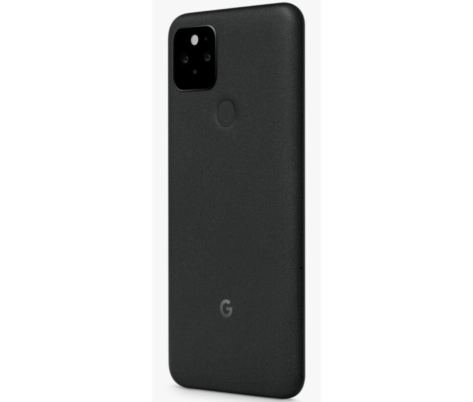 Last-minute Pixel 5 5G leak showcases the Google phone out in the wild