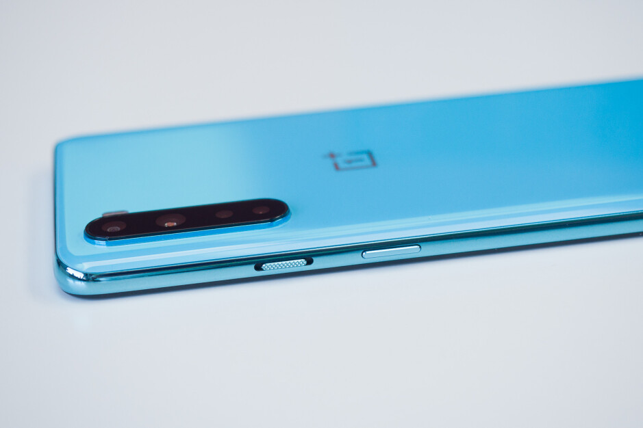 Buttons feel clicky and responsive - OnePlus Nord Long-term Review: Even better than you thought