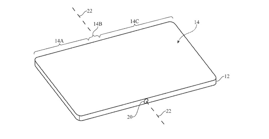 Image from Apple's patent application for a self-healing screen - You might be excited to learn why Apple is seeking to patent a self-healing screen