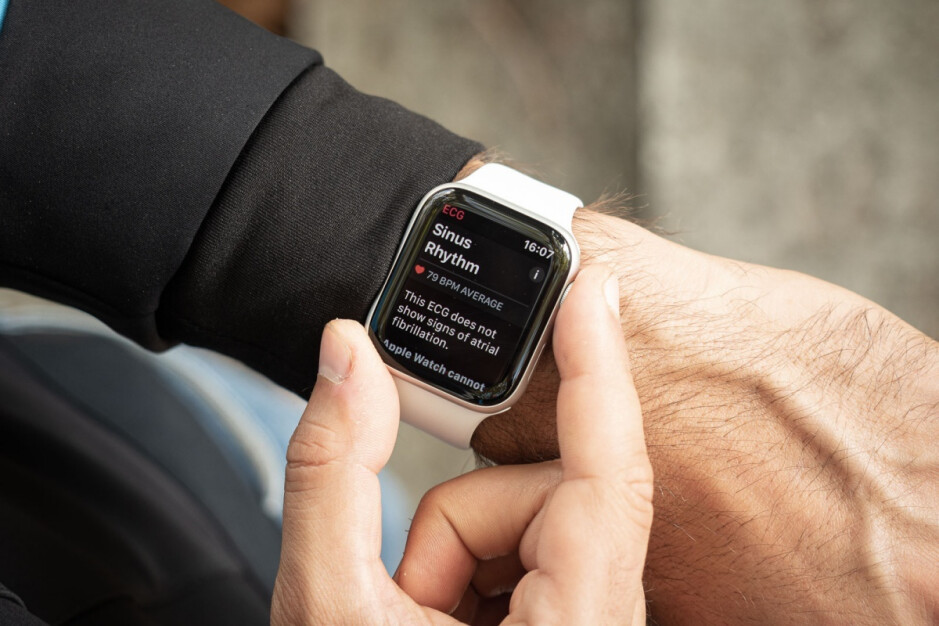 The Apple Watch heart sensor and ECG feature may do more harm than good for many users