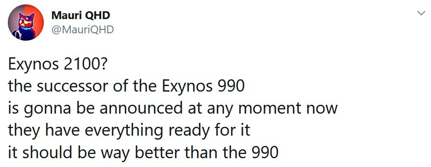 Tipster says that Samsung's 5nm Exynos 2100 chipset will soon be made official - Tipster says that Samsung will soon introduce the chips that will power the Galaxy S21 line