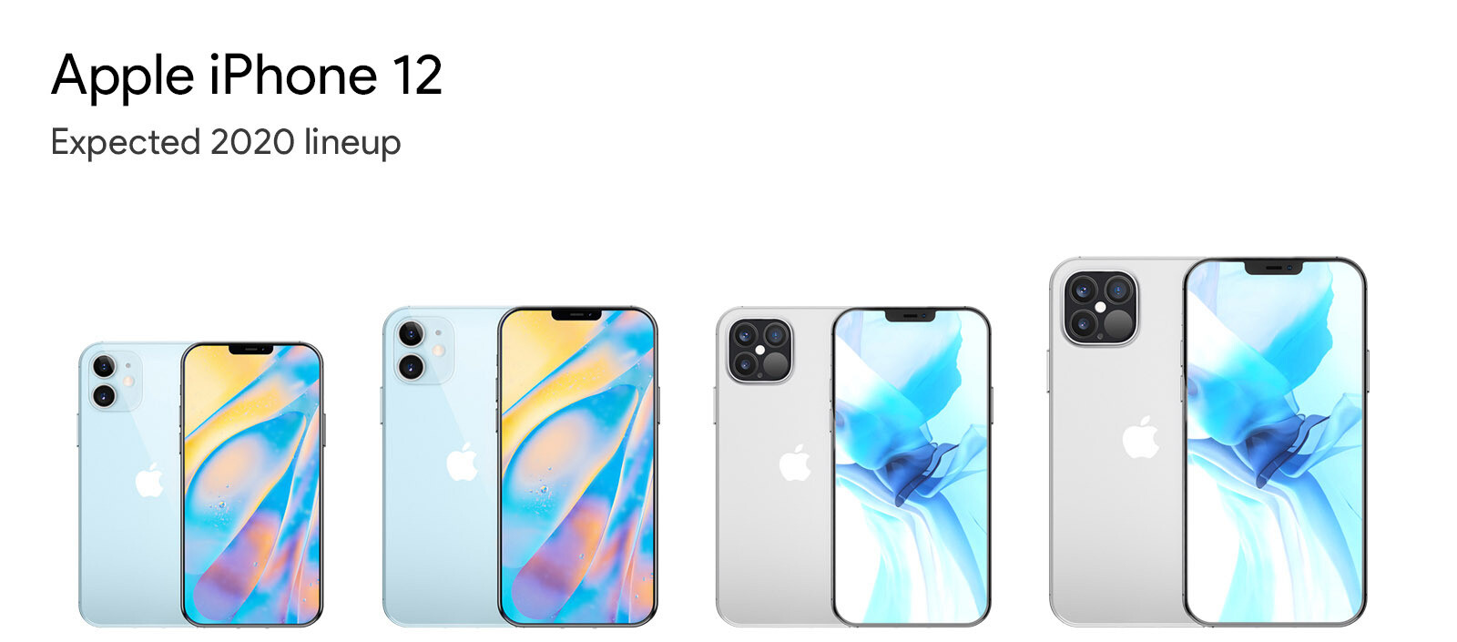 Apple iPhone 12 mini, iPhone 12, 12 Pro, and 12 Pro Max models - When and how to watch the 2020 Apple iPhone 12 5G October event live stream