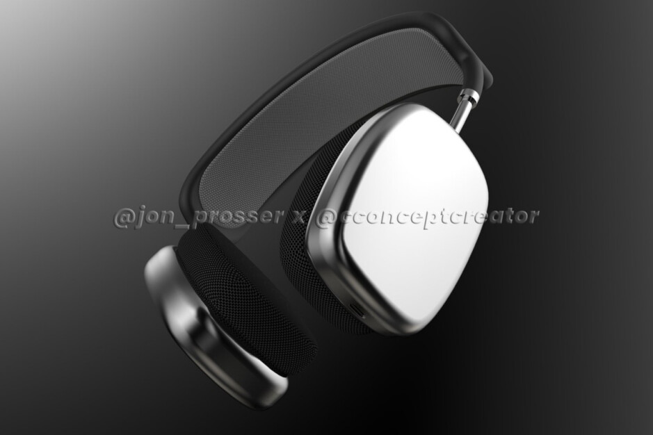 AirPods Studio concept render - One of Apple's most hotly anticipated new products might be released after the iPhone 12 5G