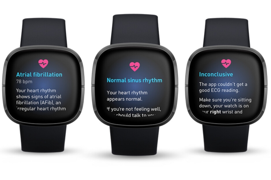 Fitbit takes the fight to Apple and Samsung with early ECG activation on the hot new Sense