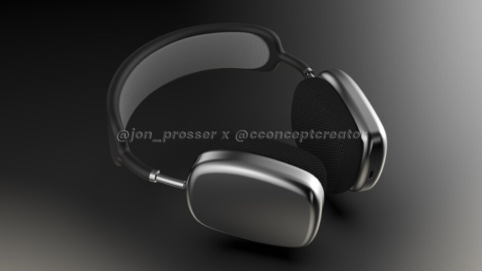 Apple AirPods Studio concept render by Jon Prosser and Concept Creator - Newest AirPods Studio leak hints at $599 price, no announcement Tuesday