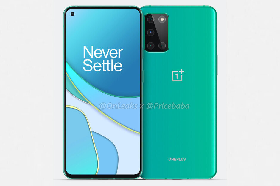 """OnePlus 8T render based on schematics - Teaser suggests a OnePus Nord """"Special Edition"""" could be released alongside OnePlus 8T"""