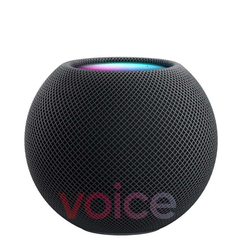 HomePod mini in the color Space Gray - Leaker gives us our first look at the HomePod mini ahead of the big reveal today