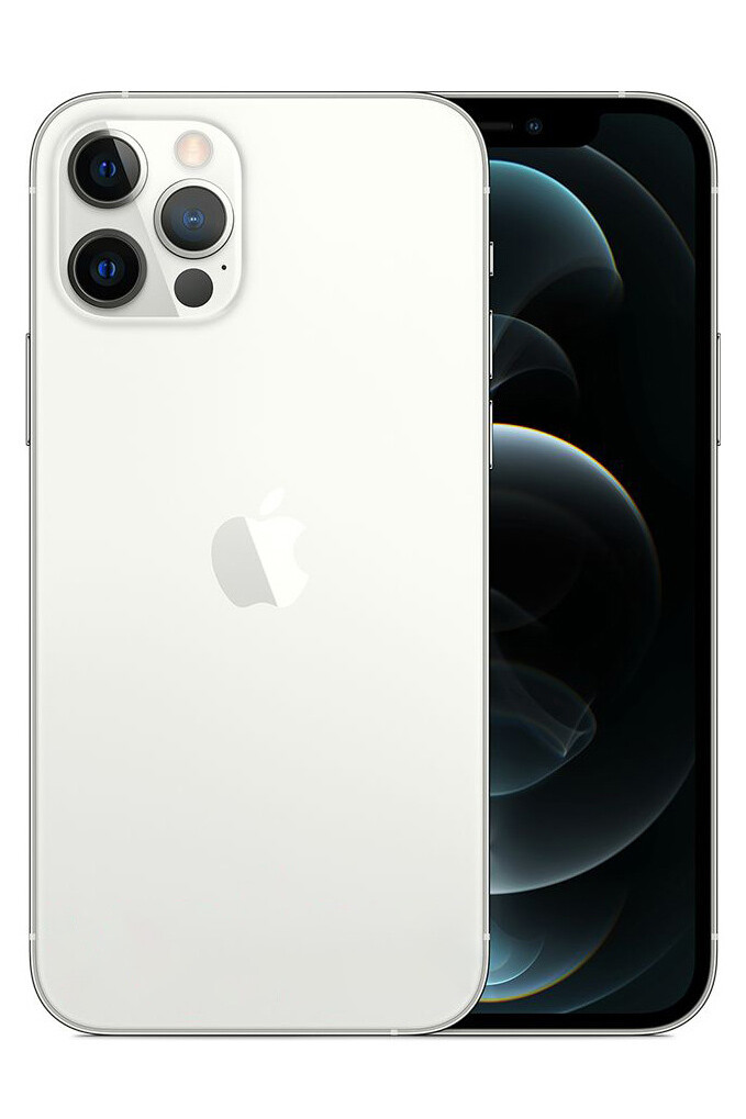Silver - Apple officially unveils iPhone 12 Pro and Pro Max