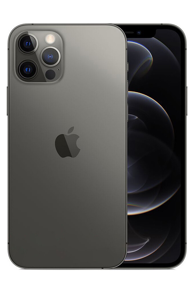 Graphite - Apple officially unveils iPhone 12 Pro and Pro Max