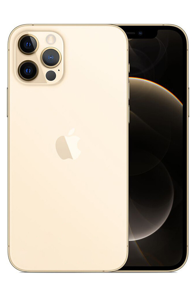 Gold - Apple officially unveils iPhone 12 Pro and Pro Max