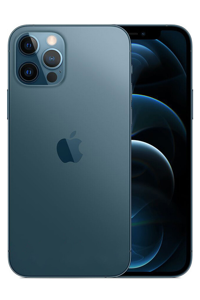 Pacific Blue - Apple officially unveils iPhone 12 Pro and Pro Max