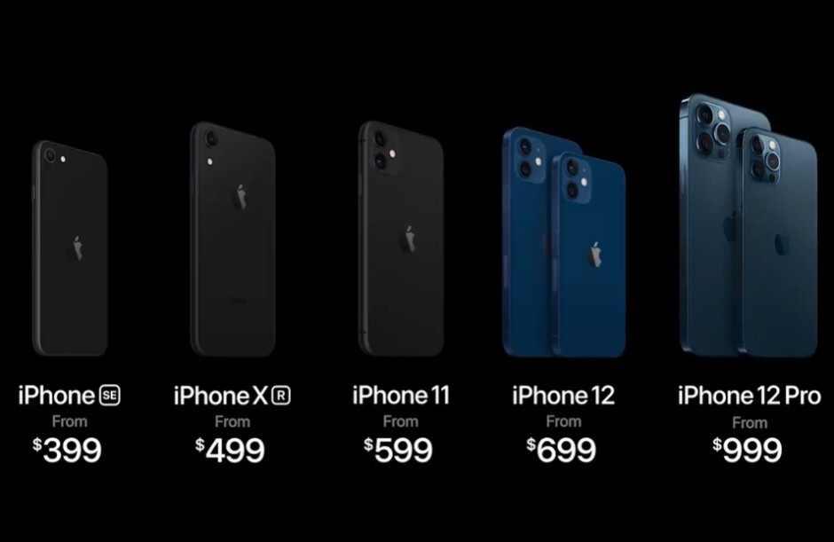 Apple is keeping the iPhone XR and iPhone 11 around at just the right prices