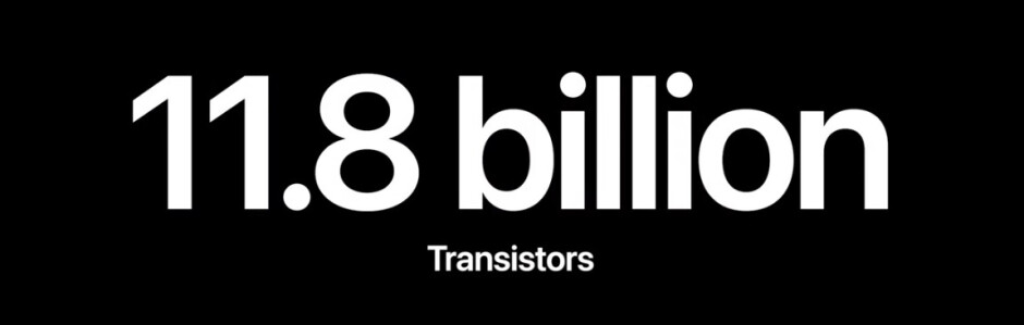 Apple promotes the number of transistors inside the A14 Bionic - New 5G Apple iPhone 12 models feature the fastest chipset on any smartphone