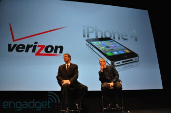Verizon iPhone 4 is finally official