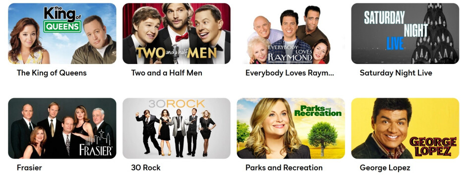 Some of the fare on Peacock that will make you laugh - You'll never guess which streaming service added the most new subscribers during Q3