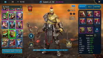 raid shadow legends - 10 greatest RPG video games for Android and iOS