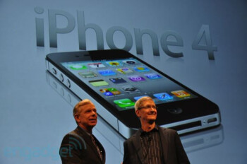 Apple's iPhone4 for Verizon