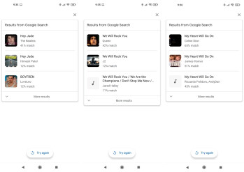 Google now lets you search for songs by humming