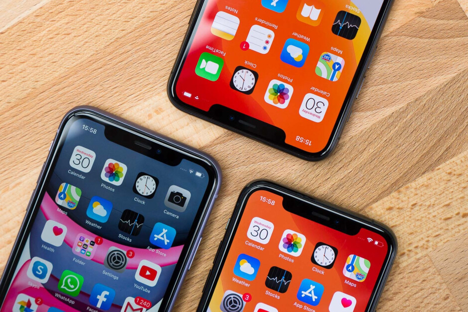 The notch on Apple's iPhone 11 series - Under-screen Touch ID for iPhone now seems even more likely