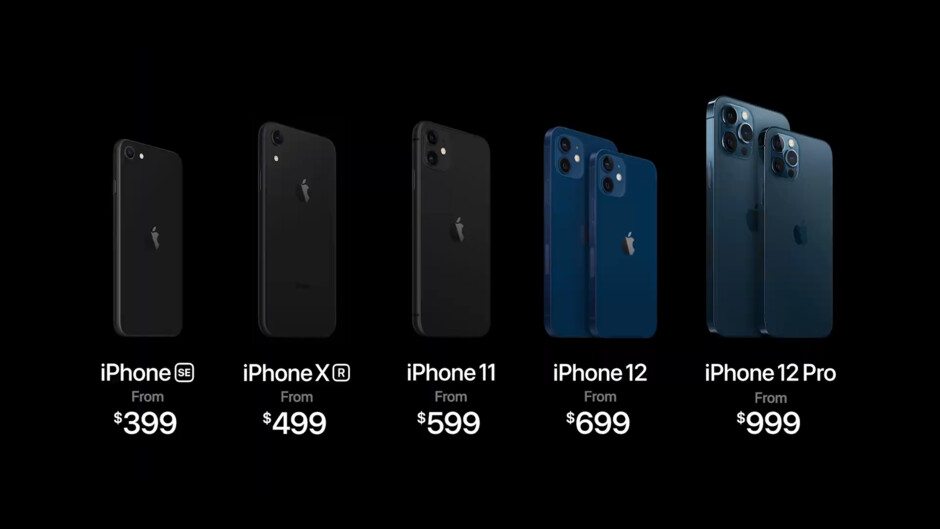 The 2020 iPhone lineup - 5G iPhone 12 off to strong start as Taiwan pre-orders sell out in 45 minutes