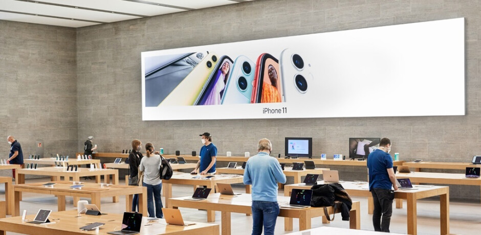 Apple makes changes to its stores in order to deal with COVID-19 - How to pick up your new 5G iPhone from an Apple Store without contracting COVID