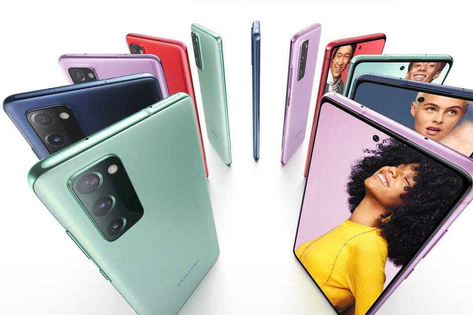 Galaxy S20 FE colors - Google Pixel 5 and Samsung Galaxy S20 FE colors - Google Pixel 5 vs Samsung Galaxy S20 FE