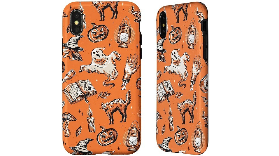 Coolest Halloween iPhone cases to get for the spooky holiday