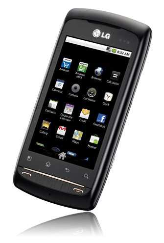 Android 2.1 powered LG Axis is now available for $90 through Alltel