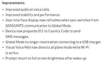 Verizon's Motorola DROID PRO receives a software update