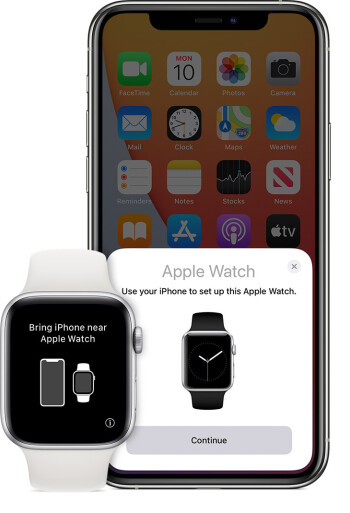 How to pair your Apple Watch with your new iPhone