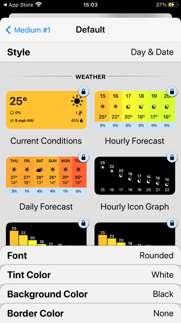 Best iPhone 12 / Pro home screen widgets