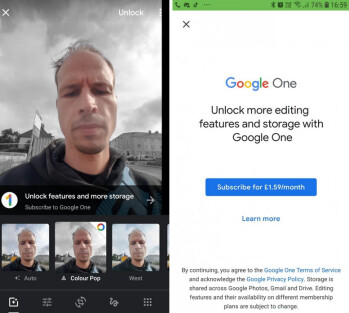 Google tests moving some features from the free Photos app behind a paywall - Hidden code shows Google reaching for your wallet with the Photos app