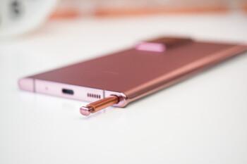 Galaxy Note 20 Ultra & amp;  S Pen - Galaxy S21 Ultra 5G akan mendukung S Pen, tetapi ada batasannya
