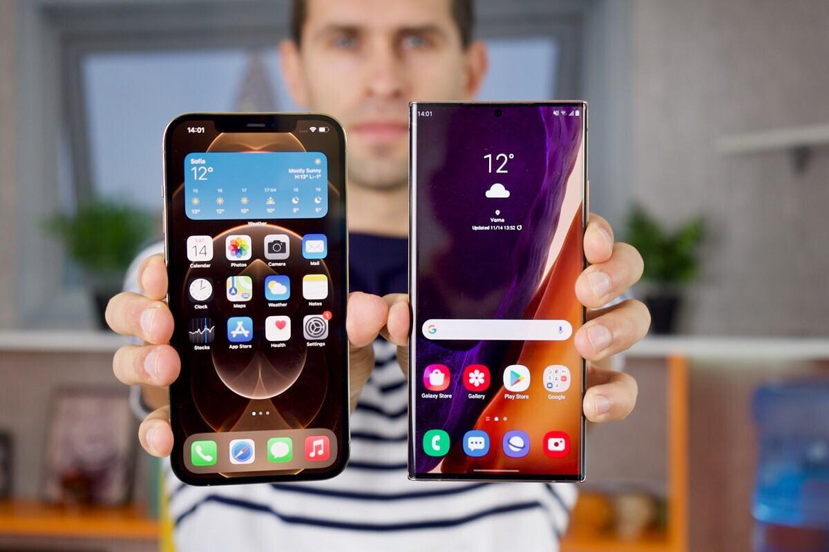 Las mejores pantallas de teléfonos 2020